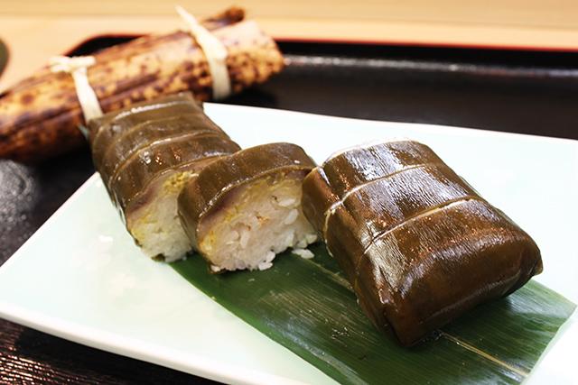 お土産用 秋刀魚の棒寿司
